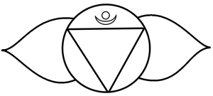 The Ajna chakra — a conditional designation in spiritual practices of ancient India