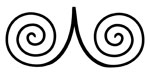 Spirals in the symbolism of ancient peoples