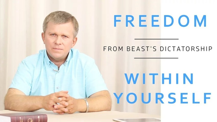 FREEDOM FROM BEAST'S DICTATORSHIP WITHIN YOURSELF (English Subtitles)